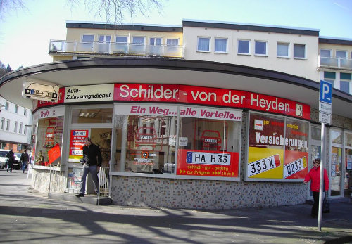 Schilder Heyden Logo