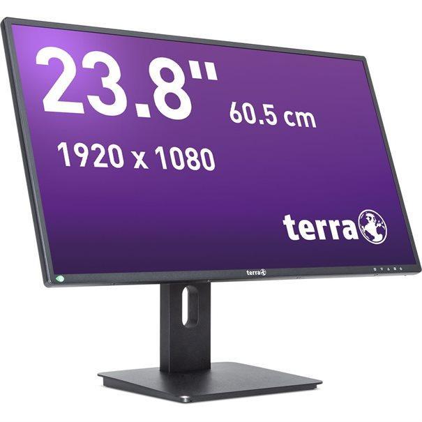 "Monitor 24"" TERRA LED 2456W PV - DVI, HDMI, DP"
