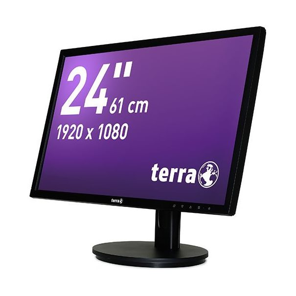 "Monitor 24"" TERRA LED 2435W HA - VGA, HDMI, DP"